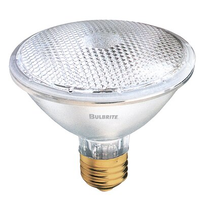 Bulbrite Industries 75W PAR30 Halogen Narrow Spot Light Bulb in Warm White