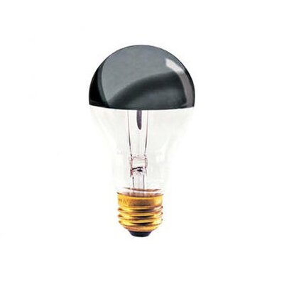 100W Half Chrome A21 A Shape Bulb