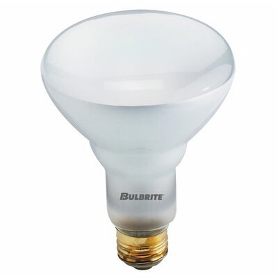 Bulbrite Industries 65W Halogen BR30 Reflector Flood Light Bulb in Warm White