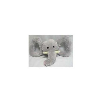 Jolly Pets Tug-A-Mals Elephant in Grey