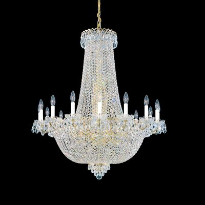 Schonbek Camelot 47 Light Chandelier