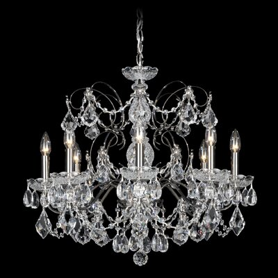 Century 8 Light Chandelier