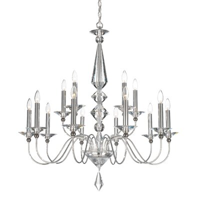 Jasmine 15 Light Chandelier