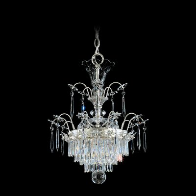 Schonbek Kirov 3 Light Foyer Pendant