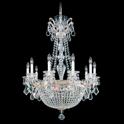 Schonbek La Scala Empire 15 Light Chandelier