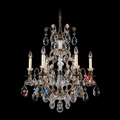 Renaissance 6 Light Chandelier