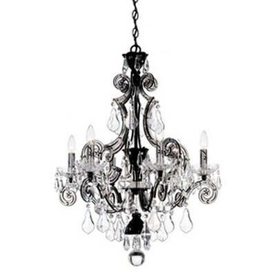Cappela 6 Light Chandelier