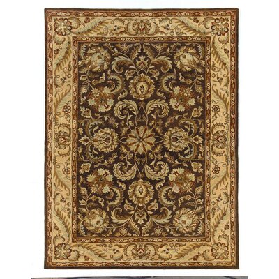 Meadow Breeze Brown Rug