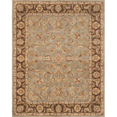 Continental Rug Company Pardis Blue/Brown Rug