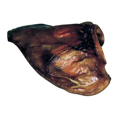 IMS Trading Snooter Smoked Pig Ears Bulk Dog Treat