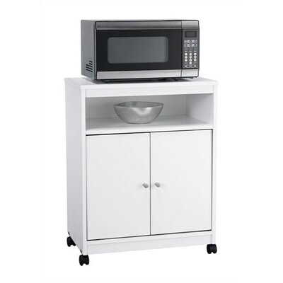 Ameriwood Industries Microwave Cart