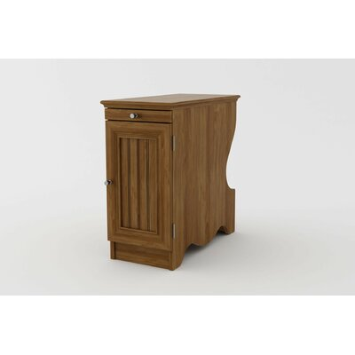 Ameriwood Industries Chairside Table