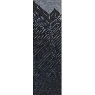 Destinations Coal Black/Light Gray Rug