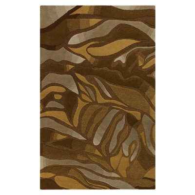 Destinations Biscotti/Dark Goldenrod Rug