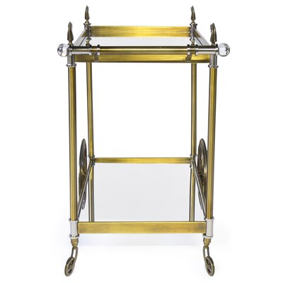 Jonathan Adler Jacques Cheval Bar Cart