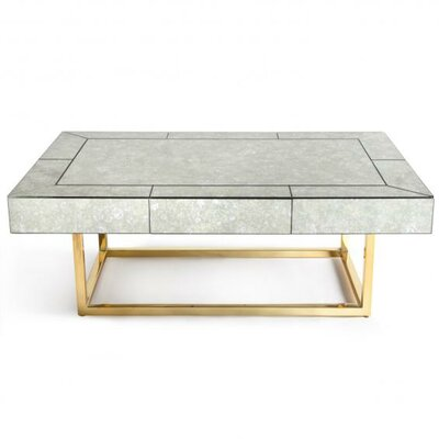 Jonathan adler delphine coffee table allmodern Jonathan adler coffee table