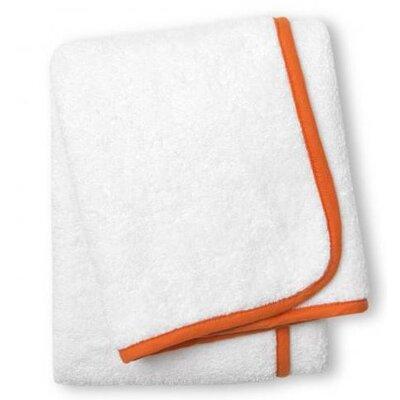 Jonathan Adler Orange Piped Hand Towel