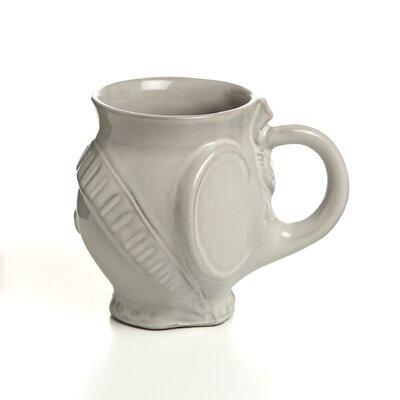 Jonathan adler utopia elephant mug reviews wayfair - Jonathan adler elephant mug ...