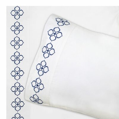 Hollywood Embroidered Sheet Set