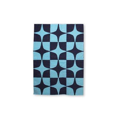 Josef Kilim Blue Rug