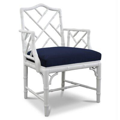 Jonathan Adler Chippendale Arm Chair
