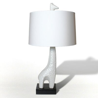 Jonathan Adler Utopia 1 Light Giraffe Table Lamp
