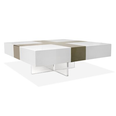 Modern coffee tables allmodern Jonathan adler coffee table