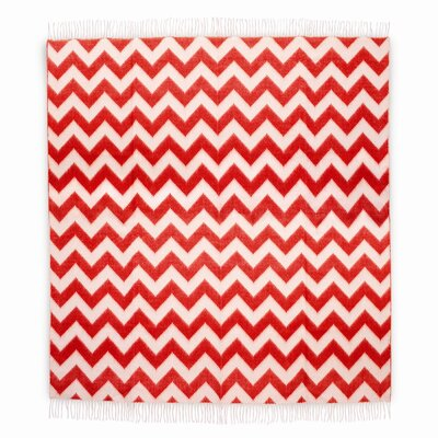 Jonathan Adler Zig Zag Wool Throw