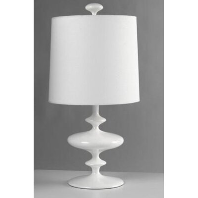 Jonathan Adler Whittier Table Lamp in White