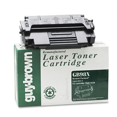 Guy Brown Products GB98X (92298X) Laser Cartridge, High-Yield, 8800 Page-Yield,