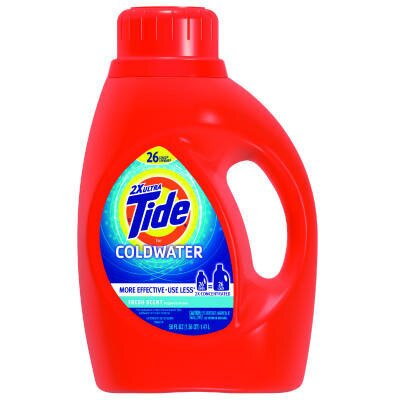 Tide® 2.3 Quart Bottle Laundry Detergent with Bleach