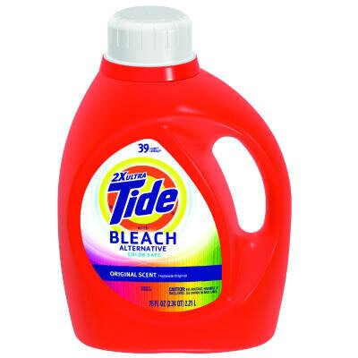 Tide® 3.1 Quart Bottle Laundry Detergent with Bleach