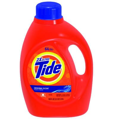 Tide® Free and Gentle Laundry Detergent 6 per carton