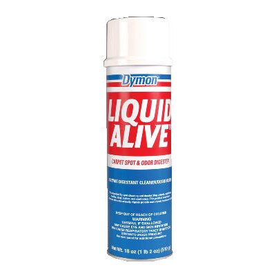 Dymon® Liquid Alive Carpet Cleaner / Deodorizer