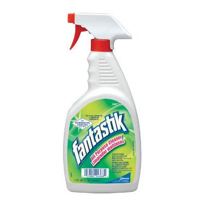 Fantastik® All-Purpose Cleaner Fresh Scent Bottle