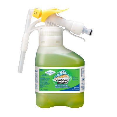 Scrubbing Bubbles® Bathroom Cleaner Fresh Scent Liquid Aerosol Can