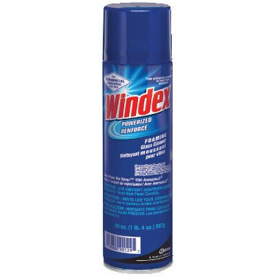 Windex® Powerized Formula Glass Cleaner with Ammonia-D Capped Trigger Spray Bottle