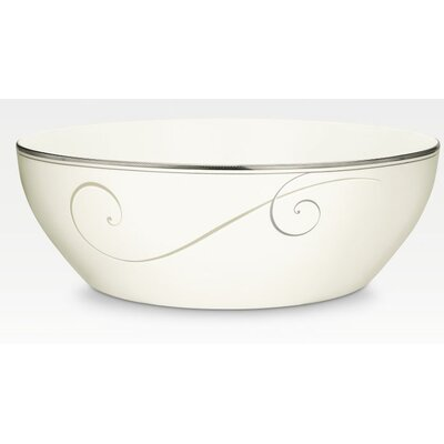 Noritake Platinum Wave Vegetable Bowl