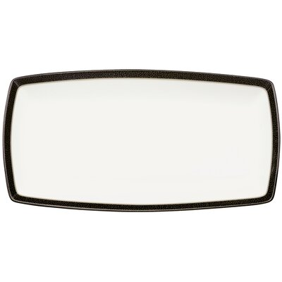 "<strong>Noritake</strong> Evening Glow 14.25"" Rectangular Platter"