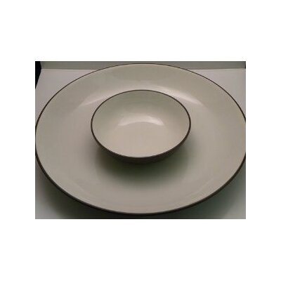 Noritake Colorwave Round Chip and Dip Bowl