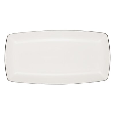 Noritake Maestro 14.25&quot; Rectangular Plate