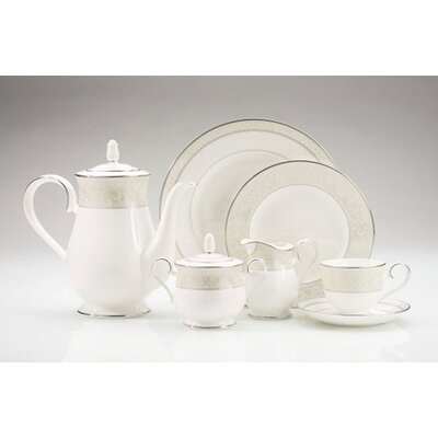 Montvale Platinum Dinnerware Collection