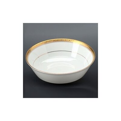 Noritake Crestwood Gold Vegetable Salad Bowl
