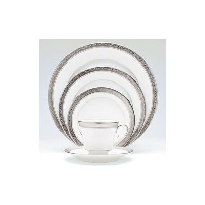 Crestwood Platinum 5 Piece Place Setting
