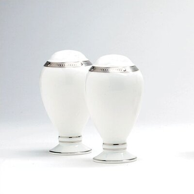 Rochelle Platinum Salt & Pepper Shaker