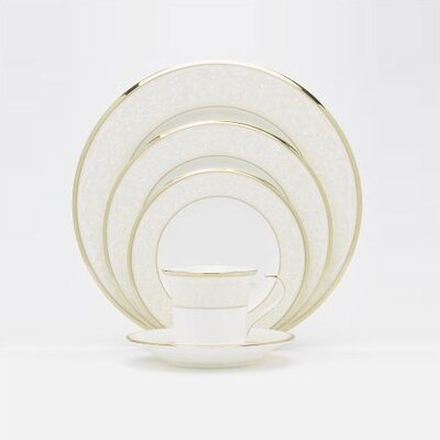 White Palace 5 Piece Place Setting