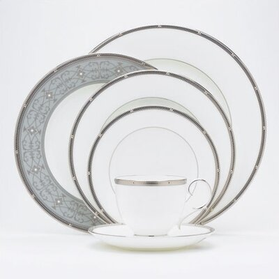Noritake Rochelle Platinum Dinnerware Collection