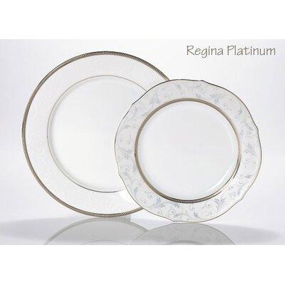 Noritake Regina Platinum Dinnerware Collection
