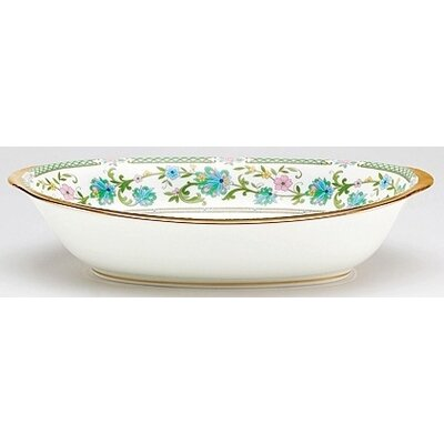"Noritake Yoshino 10"" Vegetable Bowl"