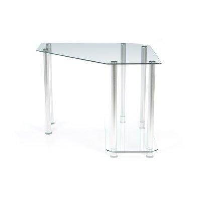 RTA Home And Office Metal Corner Computer Desk & Reviews | Wayfair